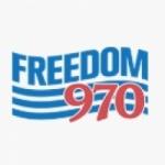 Logo da emissora Radio KCMD 970 AM