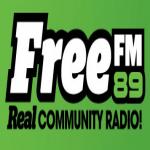 Logo da emissora Community Radio Hamilton 106.7 FM