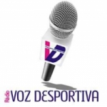 Logo da emissora Rádio Voz Desportiva