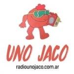 Logo da emissora Radio Uno 105.5 FM