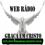 Logo da emissora Web Rádio Graça em Cristo