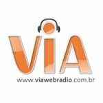 Logo da emissora Via Web Rádio