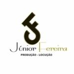 Logo da emissora Rádio Locutor JunIor Ferreira