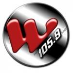 Logo da emissora Radio Welcome 105.9 FM