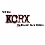 Logo da emissora Radio KCRX 102.3 FM
