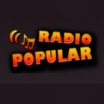 Logo da emissora Radio Popular 106.1 FM
