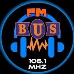 Logo da emissora Radio Bus 106.1 FM