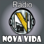 Logo da emissora Rádio Nova Vida