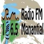 Logo da emissora Radio Manantial 106.5 FM