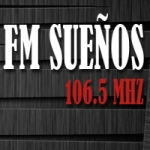 Logo da emissora Radio Sueños 106.5 FM