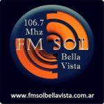 Logo da emissora Radio Sol 106.7 FM