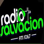 Logo da emissora Radio Salvacion 106.7 FM