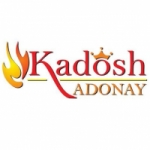 Logo da emissora Rádio Kadosh Adonay