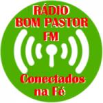 Logo da emissora Rádio Bom Pastor FM