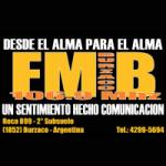 Logo da emissora Radio FMB 106.9 FM