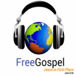 Logo da emissora Rádio Free Gospel