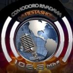 Logo da emissora Radio La Fiesta Show 106.9 FM