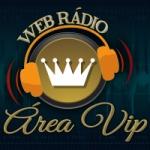 Logo da emissora Web Rádio Área Vip