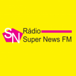 Logo da emissora Super News FM Gazeta Regional