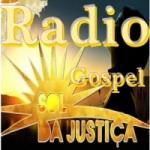 Logo da emissora Rádio Sol da Justiça Gospel