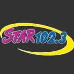 Logo da emissora Radio KEHK 102.3 FM
