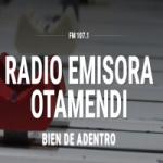 Logo da emissora Radio Emisora Otamendi 107.1 FM
