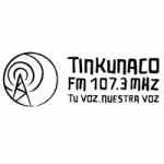 Logo da emissora Radio Tinkunaco 107.3 FM