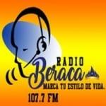 Logo da emissora Radio Beraca 107.3 FM