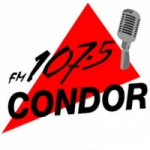 Logo da emissora Radio Condor 107.5 FM