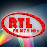 Logo da emissora Radio Tropical Latina 107.9 FM