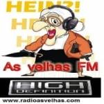 Logo da emissora Rádio As Velhas