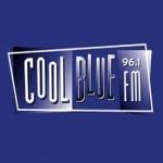 Logo da emissora Cool Blue 96.1 FM