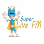 Logo da emissora Super Live FM