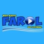 Logo da emissora Rádio Farol do Litoral