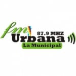 Logo da emissora Radio Urbana 87.9 FM