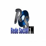 Logo da emissora Rede Social FM