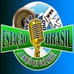 Logo da emissora Web Rádio Estação Brasil
