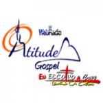 Logo da emissora Rádio Atitude Gospel