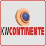 Logo da emissora Radio KW Continente 96.3 FM