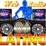 Logo da emissora Dj Latino Web Radio