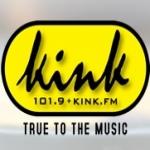 Logo da emissora Radio KINK 102 FM