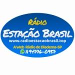 Logo da emissora Estação Brasil