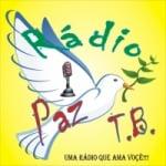 Logo da emissora Rádio Paz TB