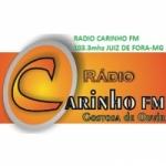 Logo da emissora Rádio Carinho 103.3 FM