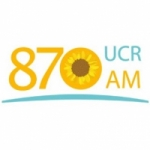 Logo da emissora Radio UCR 870 AM