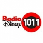 Logo da emissora Radio Disney 101.1 FM