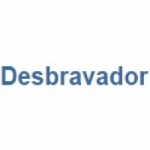 Logo da emissora Rádio Desbravador