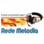 Logo da emissora Rede Melodia