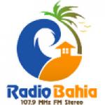 Logo da emissora Radio Bahía 107.9 FM