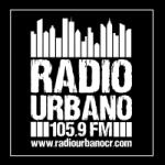 Logo da emissora Radio Urbano 105.9 FM